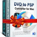 Download and buy with discount: 4Videosoft DVD to PSP Suite for Mac.