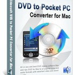 Download and buy with discount: 4Videosoft DVD to Pocket PC Converter for Mac.