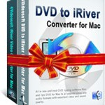 Download and buy with discount: 4Videosoft DVD to iRiver Suite for Mac.