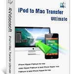 Download and buy with discount: 4Videosoft iPod to Mac Transfer.