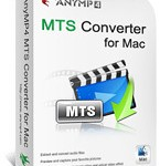 Download and buy with discount: AnyMP4 MTS Converter for Mac.