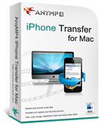 Download and buy with discount: AnyMP4 iPhone Transfer for Mac