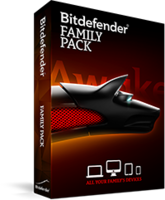 Download and buy with discount: Bitdefender Family Pack