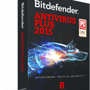 Download and buy with discount: Bitdefender Antivirus Plus 2015 (up to 3 PCs, 6 months)