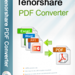 Download and buy with discount: Tenorshare PDF Converter for Windows.