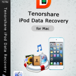 Download and buy with discount: Tenorshare iPod Touch 4 Data Recovery for Mac.