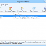 Download and buy with discount: Program Protector 4 Professional.